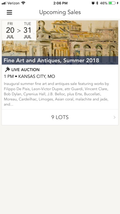 Circle Auction: Bid + Sell