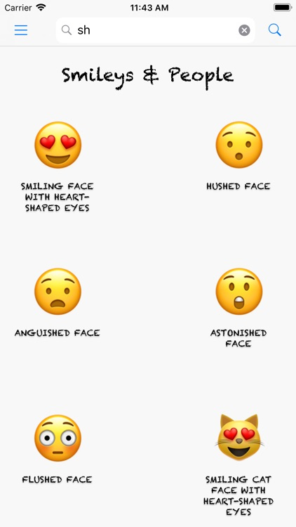 Smileys+ screenshot-4