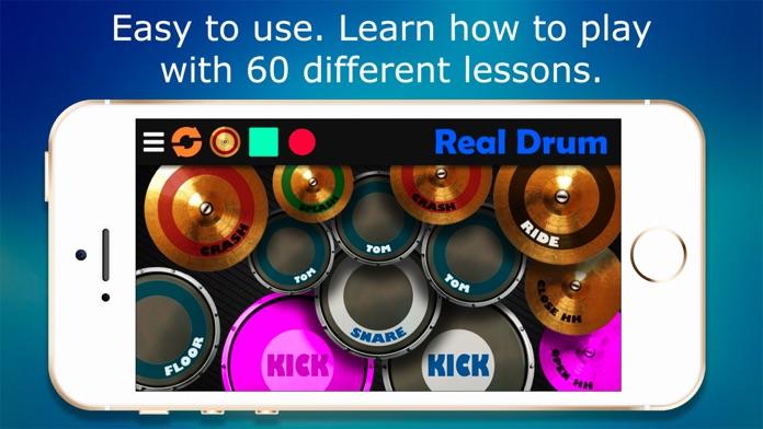 Real Drum - Drums Pads Screenshot