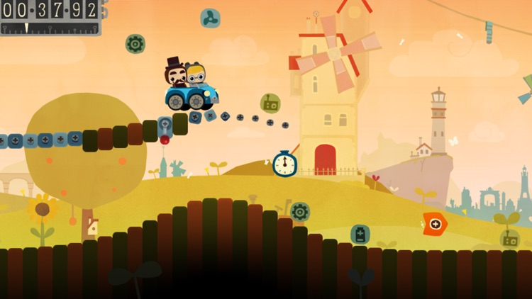 Bumpy Road screenshot-3