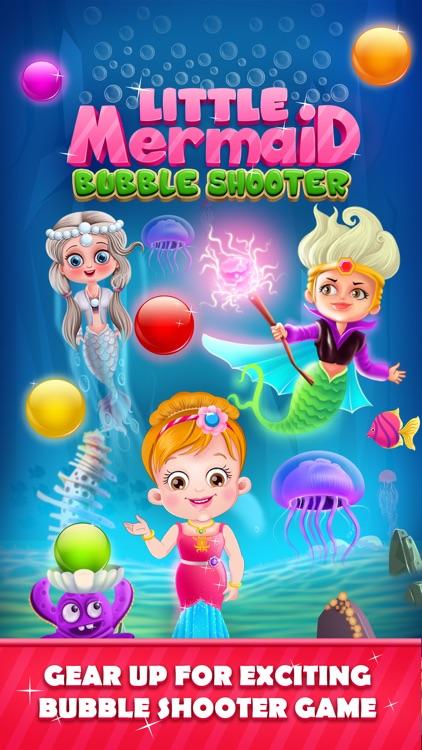 Little Mermaid: Bubble Shooter