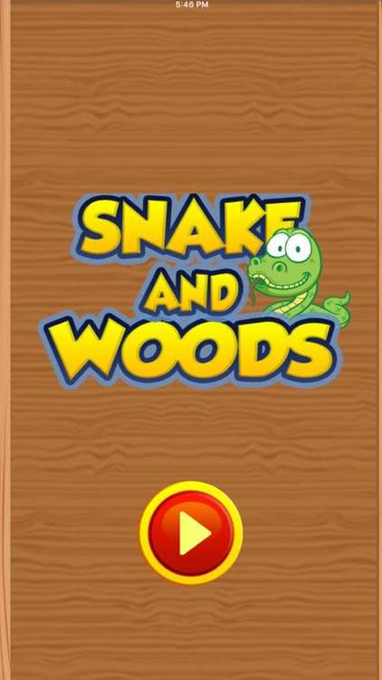 Snake And Woods