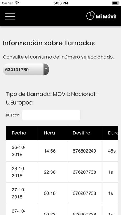 Mi Móvil screenshot-3