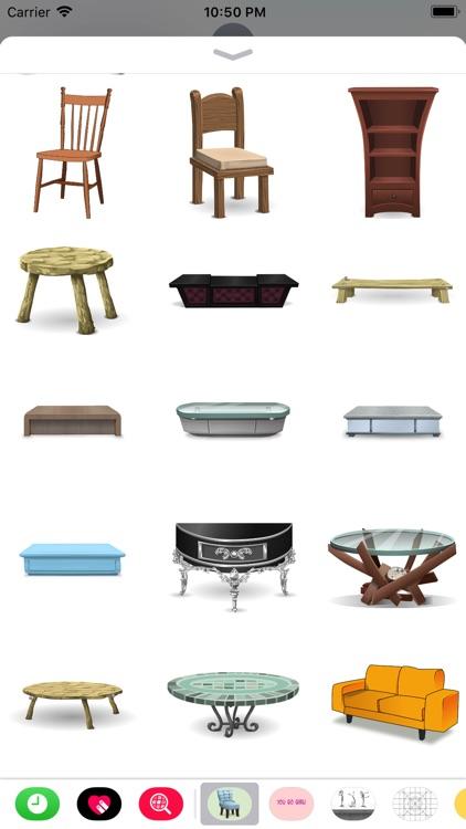 Furniture Fun screenshot-4