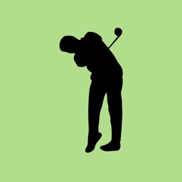 Golf Silhouettes Sticker Pack