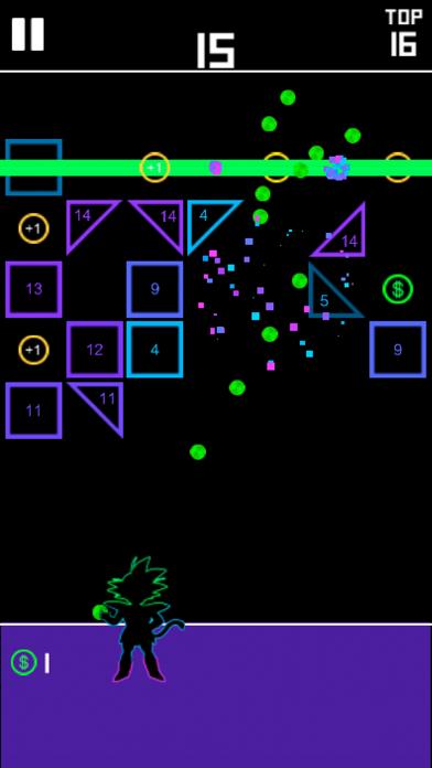 Ki Blast screenshot two