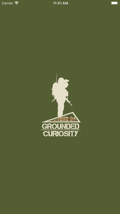Grounded Curiosity screenshot one