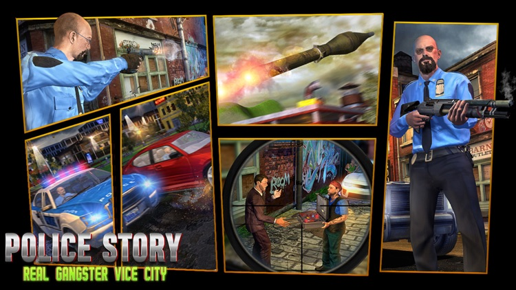 Police Story: Gangster City