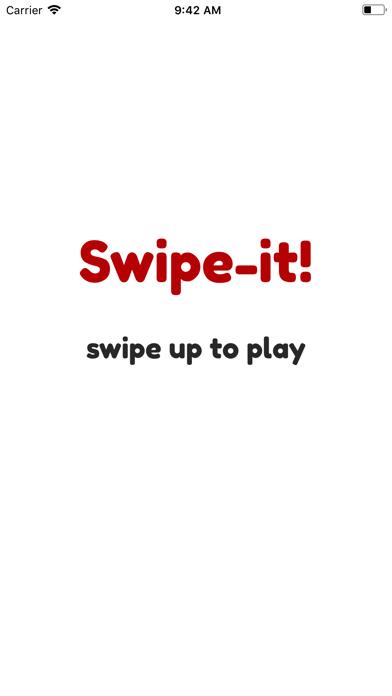 点击获取Swipe–it!