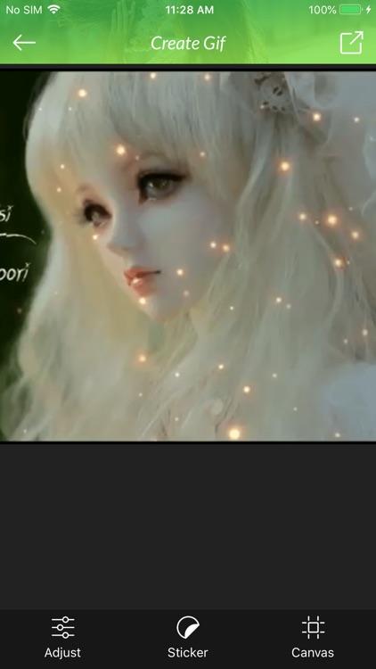GIF Collection & Maker screenshot-4