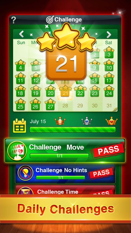 Solitaire Classic Games screenshot-2
