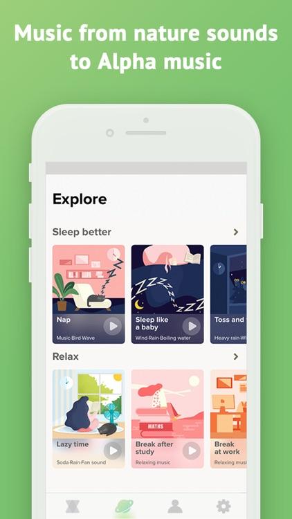 MellowMe - Relax, Sleep, Focus screenshot-0