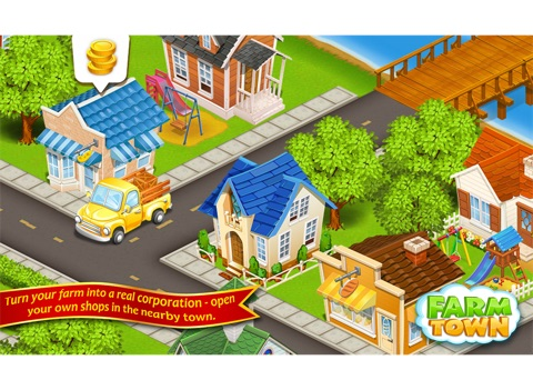 Ферма Бесплатно с Барашками для iPad