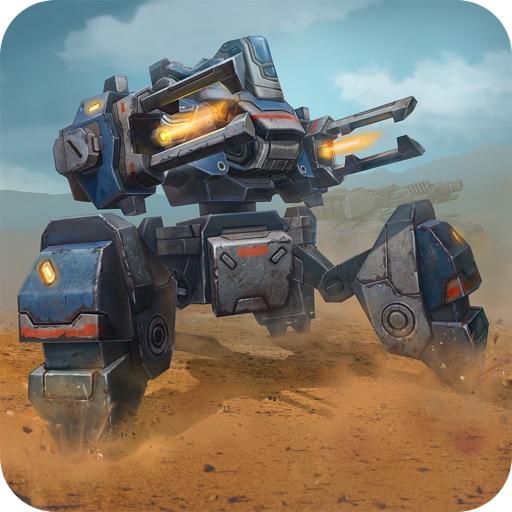 Tanks VS Robots: Битва Онлайн