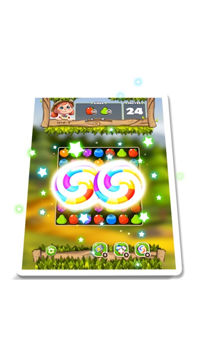 Fruits POP - Jungle Adventure screenshot 4