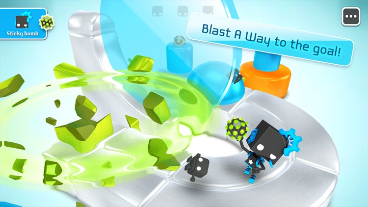 Blast-A-Way screenshot-1