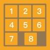 数字华容道中文版 - 大脑挑战项目之经典单机益智游戏 - iPhoneアプリ