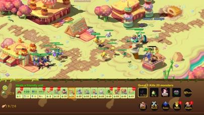 天使の町 3 - 放置系RPGゲーム ScreenShot6