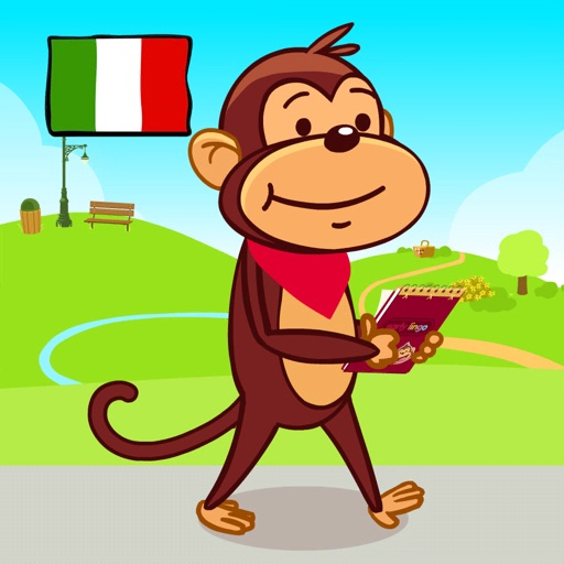 Jojo's World Italian iOS App