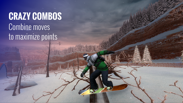 Snowboard Party World Tour Pro Screenshot