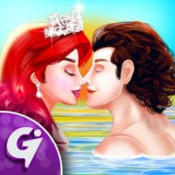 Mermaid & Prince Love Story