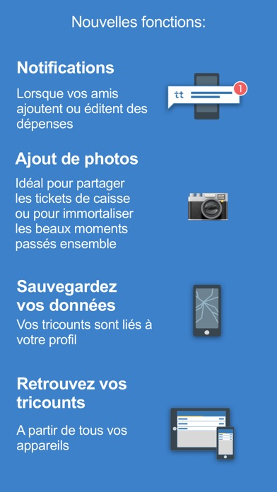 download Tricount apps 4