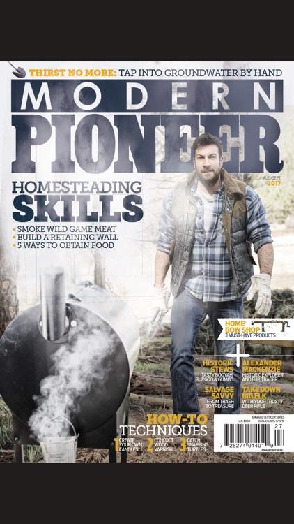 Modern Pioneer