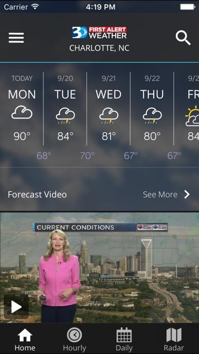 WBTV First Alert Weather for Windows