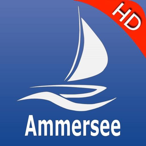 Ammer lake Nautical Charts Pro
