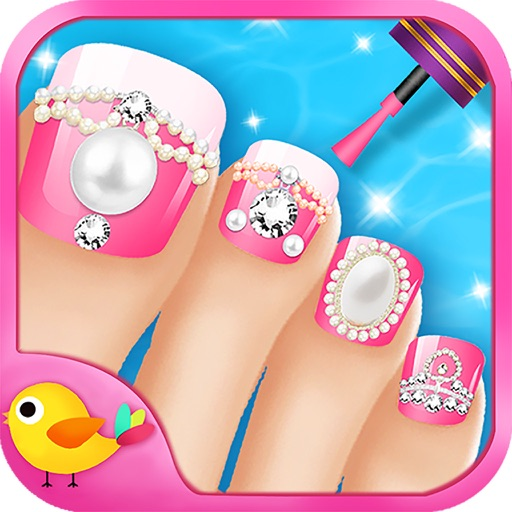 Toe-Nail Salon™
