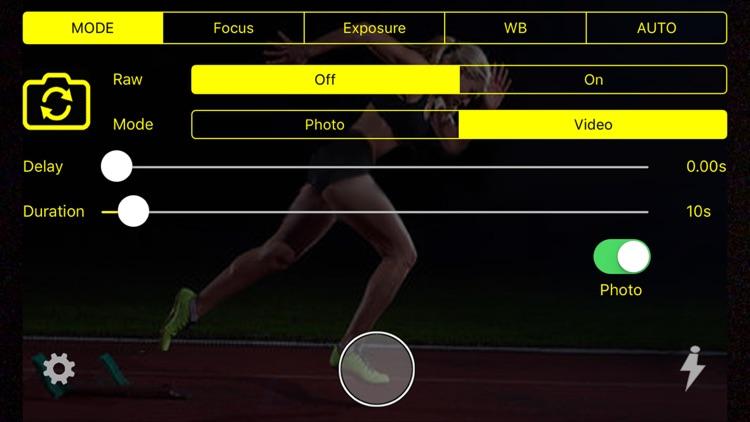 Sports Cam screenshot-4