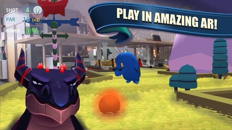 Dragon Putt screenshot-2