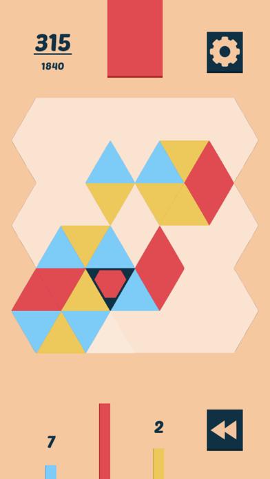 Triangle Trap screenshot 2