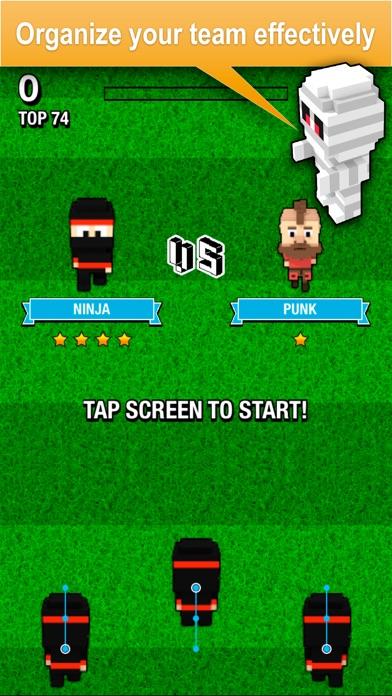 Football Fan - Run Team Run! Скриншоты6
