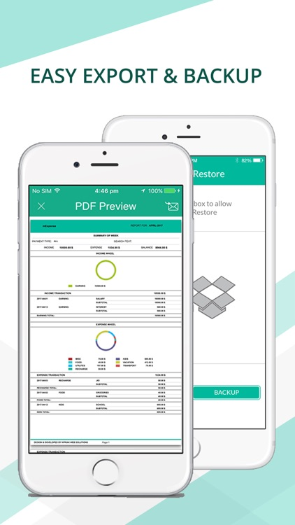 mExpense - Personal Finance screenshot-4