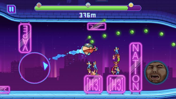 H3H3: Ball Rider screenshot-7