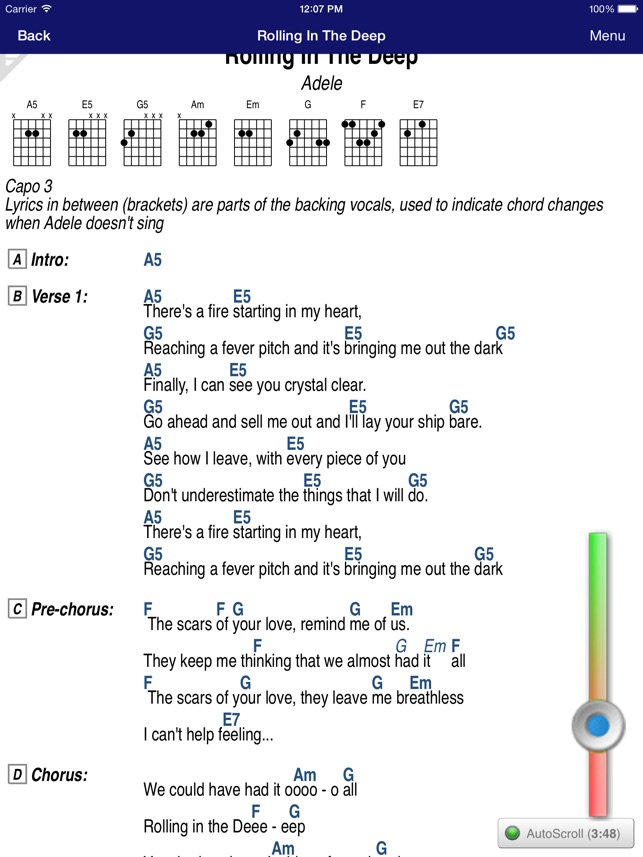 Guitartapp Pro Tabs Chords On The App Store