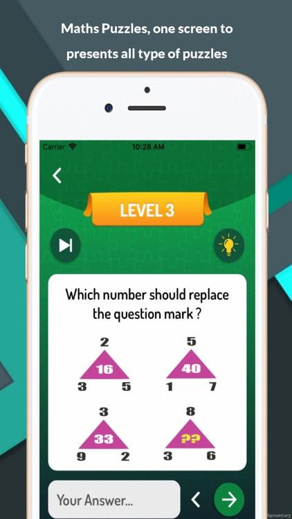 Fun Math Puzzles by Jitender Sharma