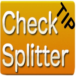 Check Splitter - Tip Calc