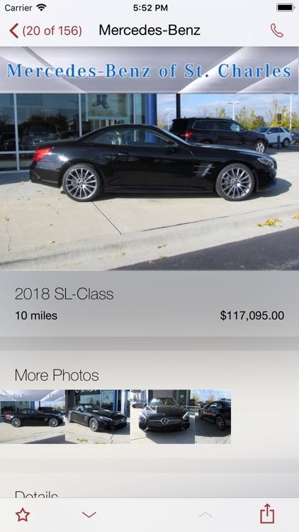St Charles Mercedes >> Mercedes Benz Of St Charles By Dealerapp Vantage
