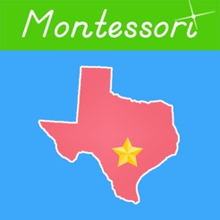 U.S. State Capitals -Montessori Geography for Kids