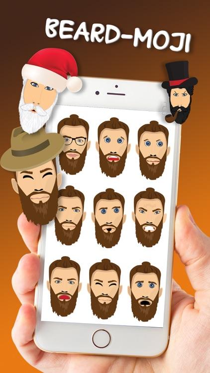 BeardMoji screenshot-3