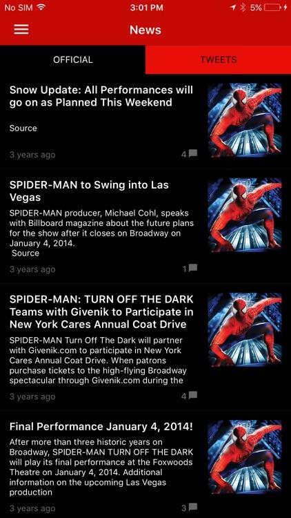 SPIDER-MAN TURN OFF THE DARK screenshot-3