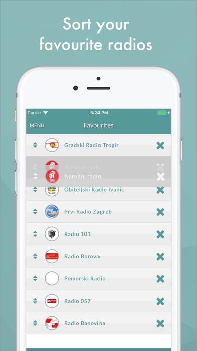 Radio Hrvatska FM Croatia Live screenshot three