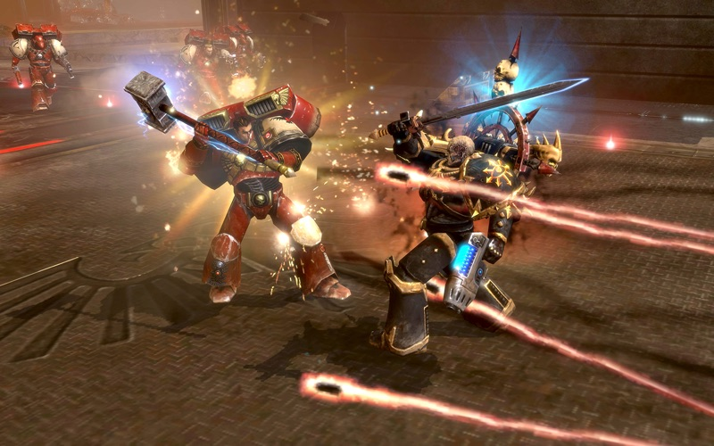 Dawn of War II: Chaos Rising screenshot 9