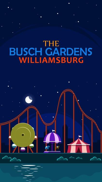 The Busch Gardens Williamsburg