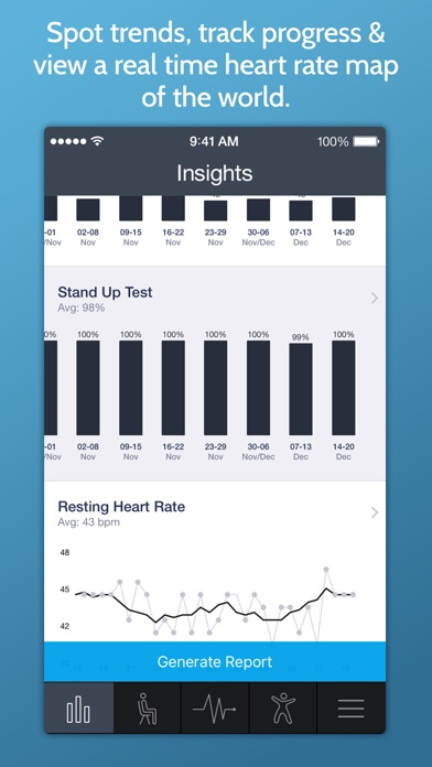 Instant Heart Rate: HR Monitor app image