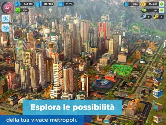 SimCity BuildIt Screenshots