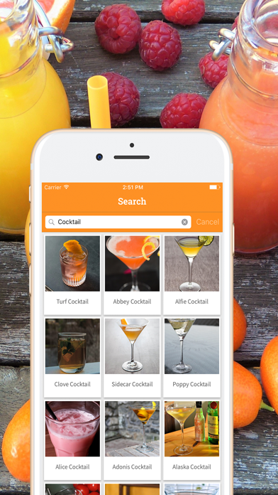 Mix Drink, Cocktail & Smoothie-1