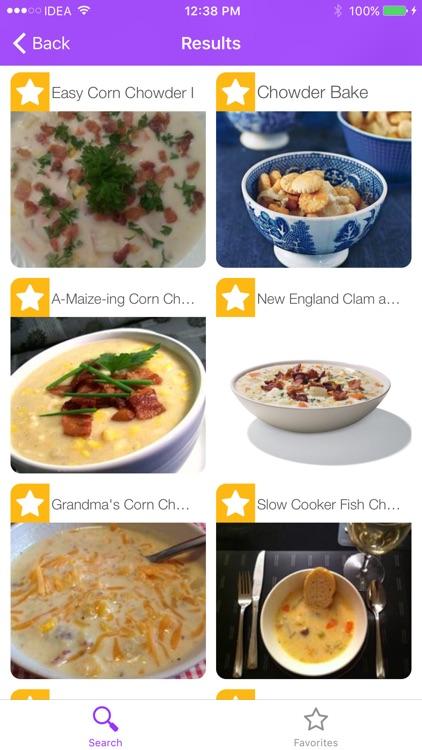 Delicious Real Recipes screenshot-4